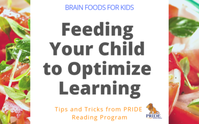 Brain Food: Feeding Your Child to Optimize Learning
