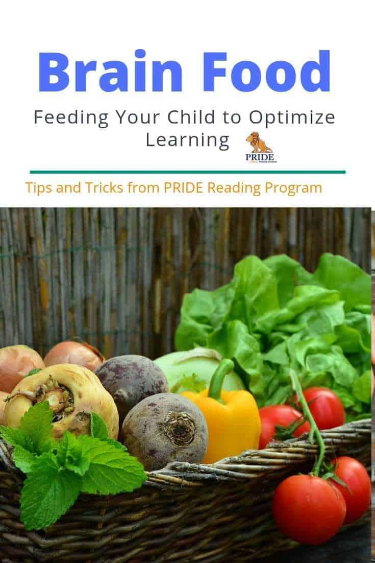 Early nutrition is crucial in childhood development and learning.  Here are some tips and suggestions from pediatric nutritionist, Melanie Silverman. #nutrition #kids #learning #brainfood
