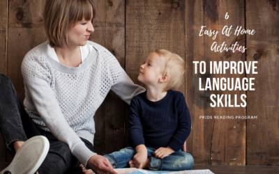6 Activities to Improve Your Child's Language Skills
