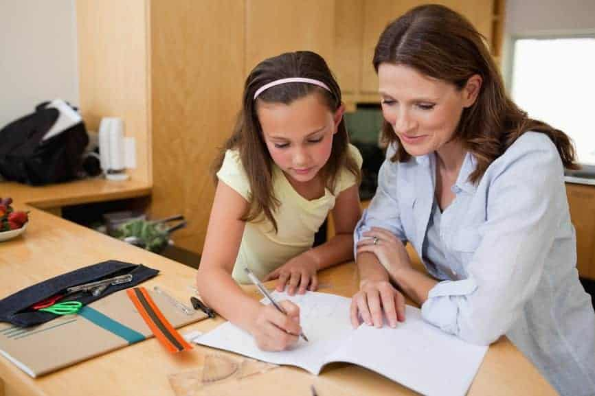 Homeschooling  a Child with Dyslexia