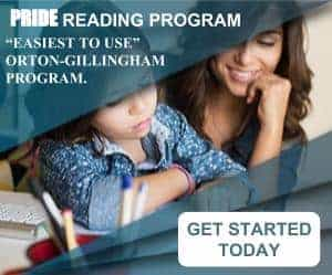 PRIDE Reading Program