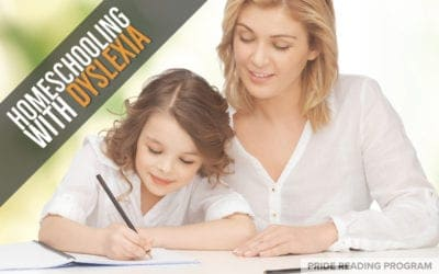 Homeschooling with Dyslexia:  Can I Do It?