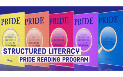 Structured Literacy Instruction with the PRIDE Reading Program