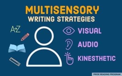 Multisensory Writing Strategies for Kids