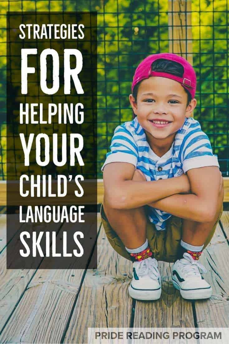 I know how crucial early language and literacy skills are for young children.  It sets the tone for the rest of their lives.  As my children grow up, they still remember the books we read and the songs and games we sing and play together.  In today's post, I am going to give you some valuable advice on ways to help your child's language skills. #speech #language #kids #parenting #talking #SLP #education #literacy