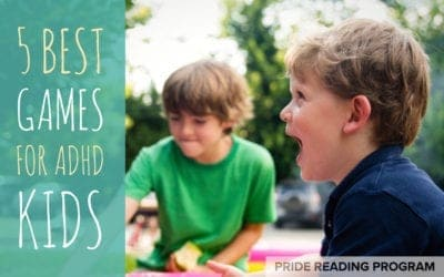 5 Best Games for ADHD Kids