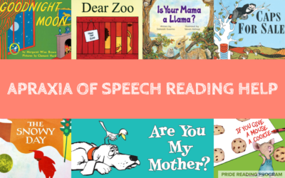 Best books for Kids with Apraxia of Speech