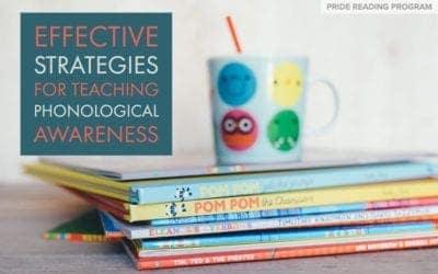 Strategies for Teaching Phonological Awareness