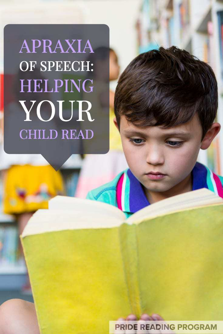 How can I help my child with apraxia of speech read?   Here are all the resources, tips and activities that will help your child with childhood apraxia of speech learn to read.  #specialneeds #parenting #apraxia #readingintervention #parenting