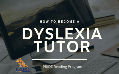 How to Become a Dyslexia Tutor