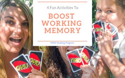 4 Fun Activities to Boost Working Memory Skills