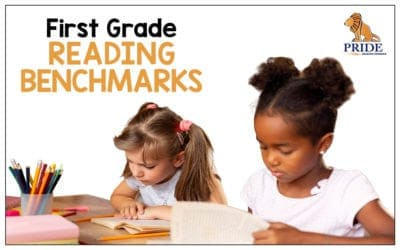 First Grade Reading Benchmarks