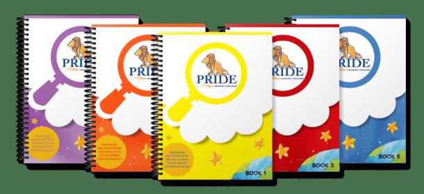 PRIDE Reading Program Books