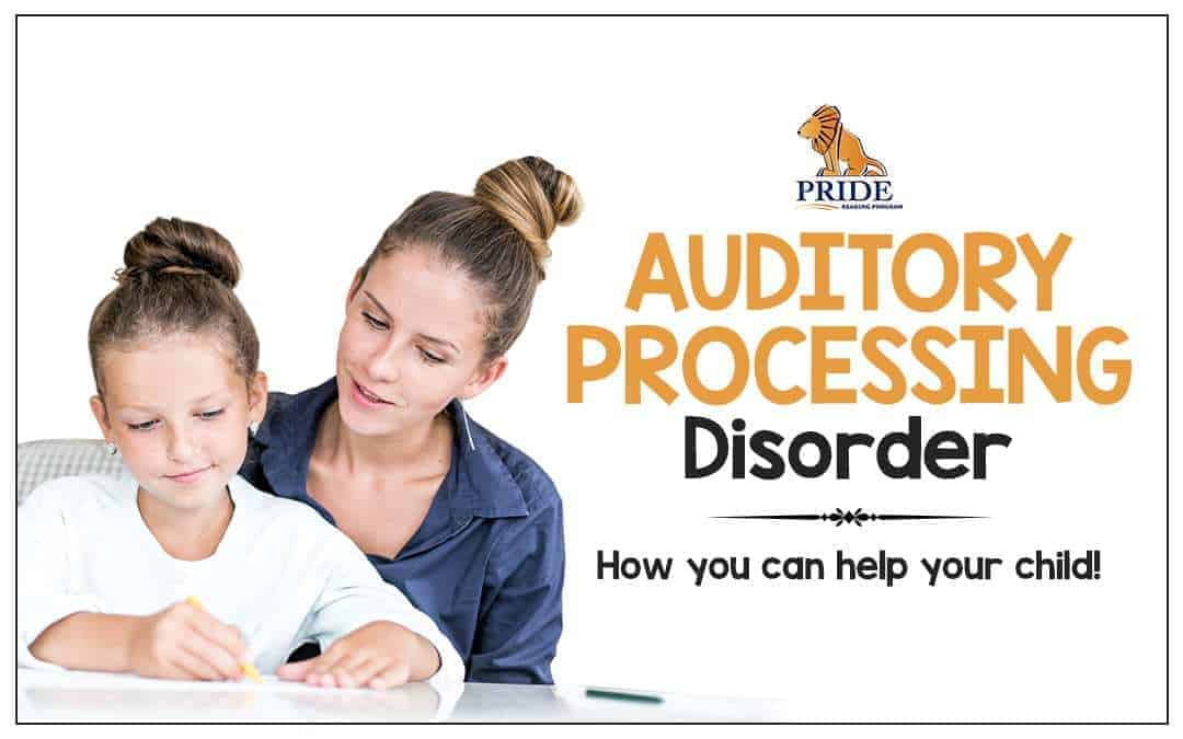 Auditory Processing Disorder Help