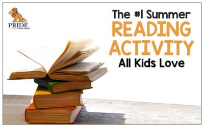 The #1 Summer Reading Activity All Kids Love