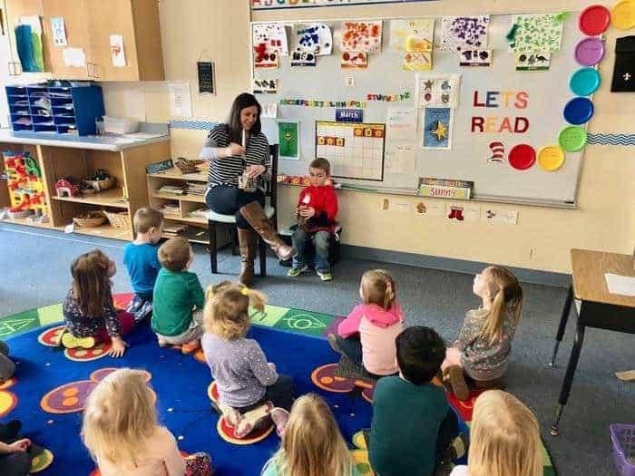 Hemlock Public School District Implements PRIDE Reading Program
