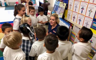 St. Theresa School in Palm Springs Implements PRIDE Reading Program