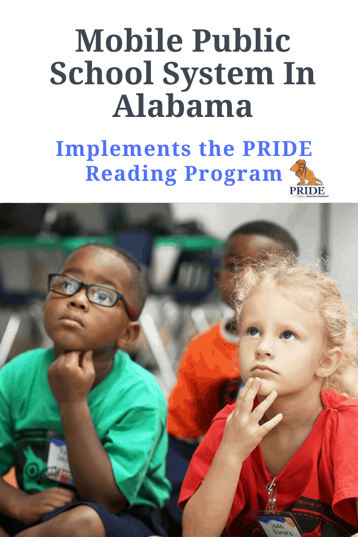 The PRIDE Reading Program has announced that the Mobile County Public School System located in Mobile County, Alabama has implemented the PRIDE Reading Program, structured literacy curriculum for students with dyslexia and learning differences. #dyslexia #ortongillingham #structuredliteracy #school #teacher