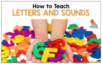 How to Teach Letters and Sounds Correctly