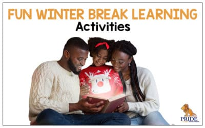 Fun Winter Break Learning Activities