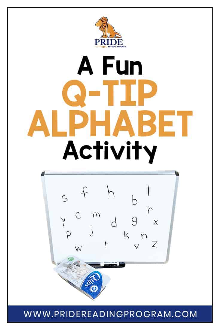 Here is a fun multisensory alphabet activity that is very easy to prepare and will help your student with letter recognition and letter formation. #alphabet #letters #sounds #ortongillingham #teaching #homeschooling #ot #preschool #kindergarten