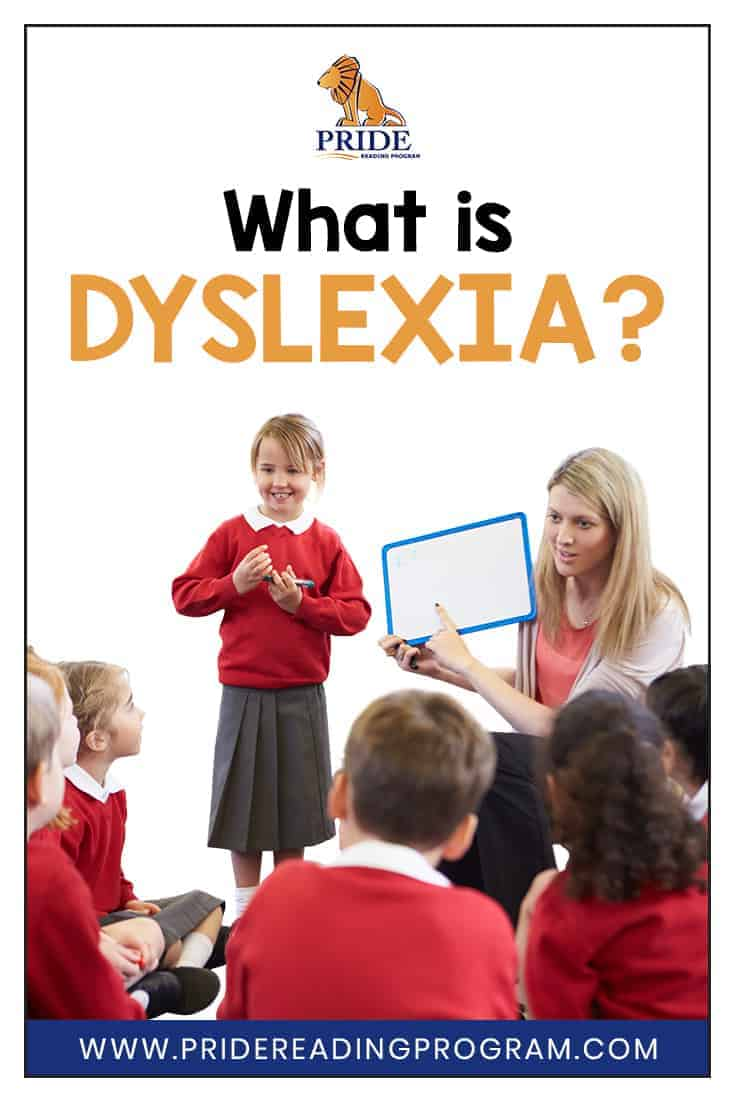 Here is an overview and explanation of Dyslexia, a common reading disorder that involves difficulties reading, writing and spelling.  #dyslexia #specialeducation #readingintervention #ortongillingham #literacy