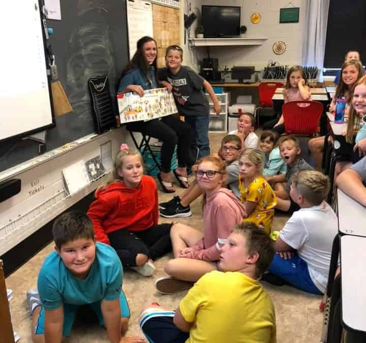 Upshur County School District Implements the PRIDE Reading Program