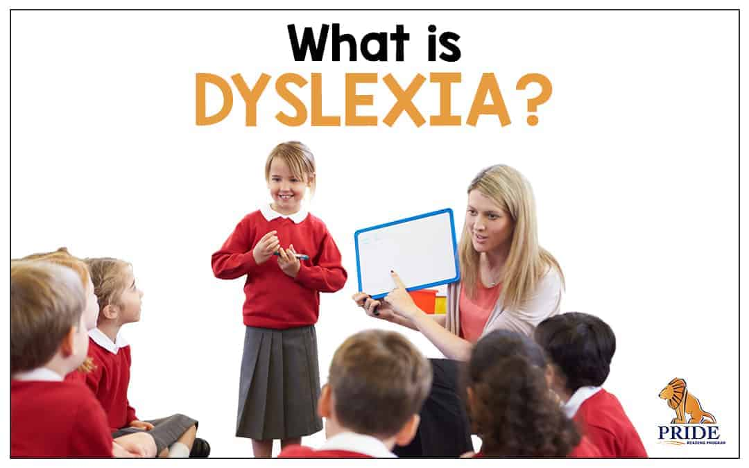 What is Dyslexia?