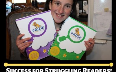 Training Happy Hearts Reviews the PRIDE Reading Program