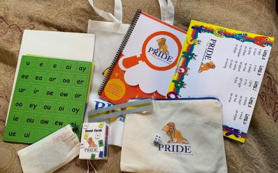 Little Homeschool on the Prairie Reviews the PRIDE Reading Program