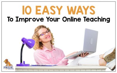 10 Easy Ways to Improve Your Online Teaching