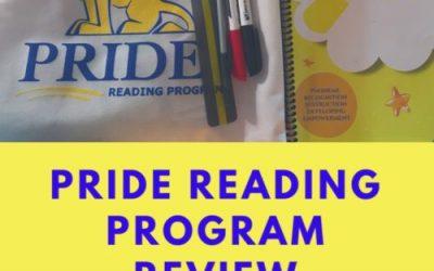 Healthy Happy Farm Reviews the PRIDE Reading Program