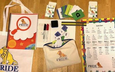Homeschool and Humor Reviews the PRIDE Reading Program