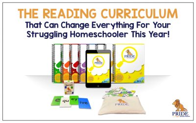 The Reading Curriculum That Can Change Everything For Your Struggling Homeschooler This Year!