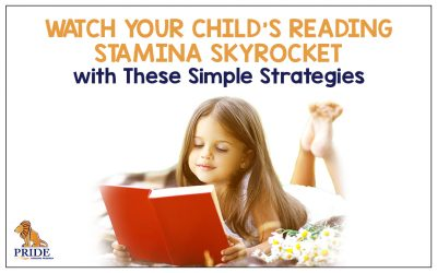 Watch Your Child's Reading Stamina Skyrocket with These Simple Strategies