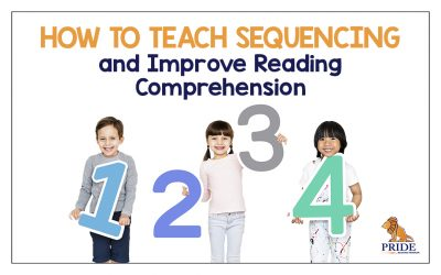 How to Teach Sequencing and Improve Reading Comprehension