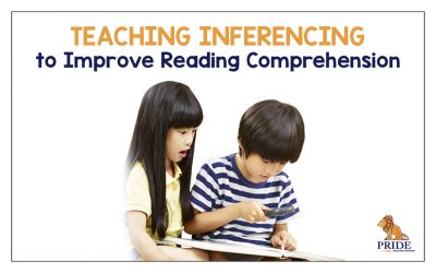 Teaching Inferencing to Improve Reading Comprehension