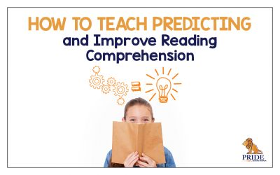 How to Teach Predicting and Improve Reading Comprehension