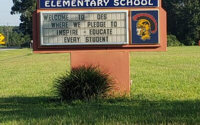 Brooks County School District and the PRIDE Reading Program